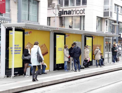 PiCK UP! – Markenverjüngung mit DOOH