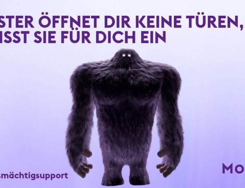 Monsterwirkung für Monster-Kampagne